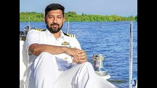 Abhilash Tomy rescued by French navy; injured his back and stranded in Indian ocean - NEWSXLIVE