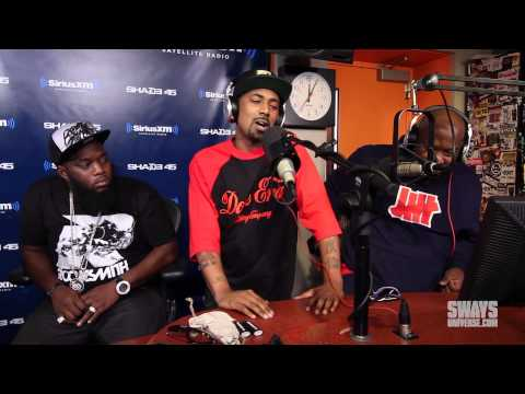 Freeway & The Jacka - Freeway & The Jacka Freestyle On Sway In The Morning