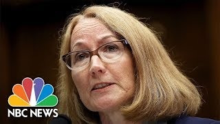 Rep. Carter To US Olympic Chief Susanne Lyons In Hearing: 'You Should Resign' | NBC News - NBCNEWS