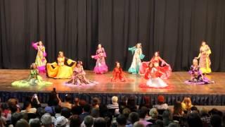 Цыганский танец СТ