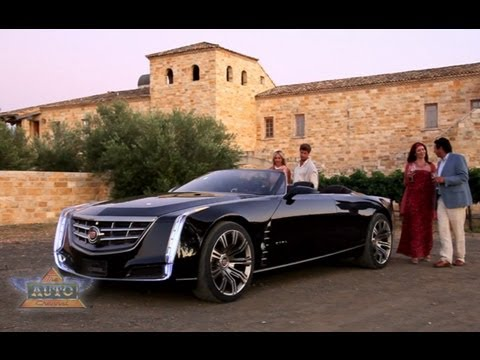 Cadillac Ciel Concept Design Brief Cadillac designers discuss crafting a timelessly elegant concept vehicle. Get the complete story at TheAutoChannel.com. I LOVE THIS CAR......I DREAM WHEN I THINK ABOUT....