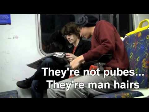 Janoskians awkward train situations #1