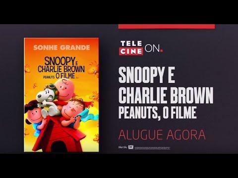 Telecine - Snoopy & Charlie Brown