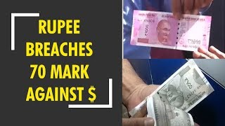 5W1H: Rupee breaches 70 mark against dollar - ZEENEWS