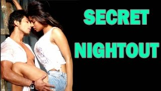 Priyanka Chopra and Shahid Kapur's Secret nightout! - EXCLUSIVE - ZOOMDEKHO
