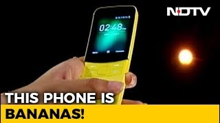 Are You Bananas About The Nokia Banana? - NDTV