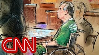 Manafort appears in court in wheelchair - CNN