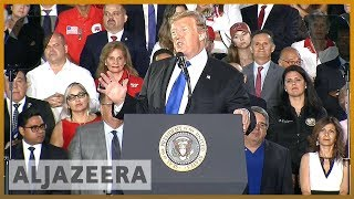 🇺🇸 🇻🇪 Trump reiterates all options are possible in Venezuela | Al Jazeera English - ALJAZEERAENGLISH