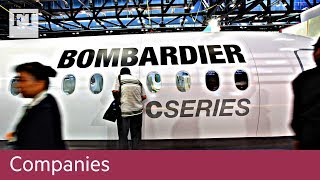 Airbus deal on Bombardier C-Series - FINANCIALTIMESVIDEOS