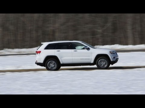 2014 Jeep Grand Cherokee first drive from Consumer Reports