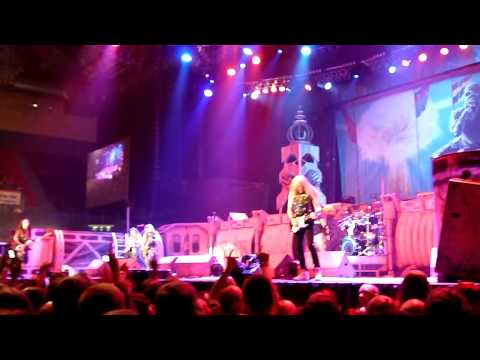 2 Minutes to Midnight. Iron Maiden, NIA Birmingham, 31st July 2011