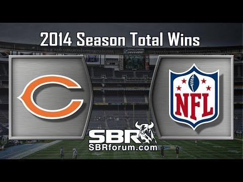 Chicago Bears Season Win Totals: NFL Picks