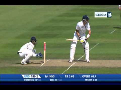 England vs India 4th Test Day 2 Highlights - Kevin Pietersen 175, Ian Bell 181* 19/08/11