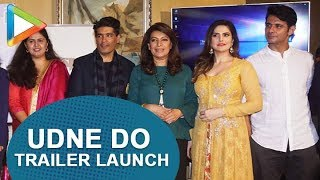 UNCUT: Udne Do | Short Film Trailer Launch | Lara Dutta | Zareen Khan | Part 2 - HUNGAMA