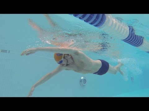 How to Do Front Crawl Freestyle Stroke | Swimming Lessons