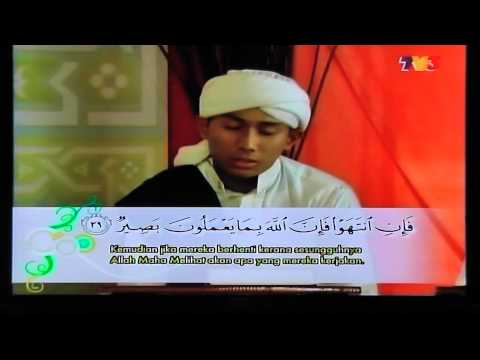 Kalamullah@TV3 Part2 - Addarain