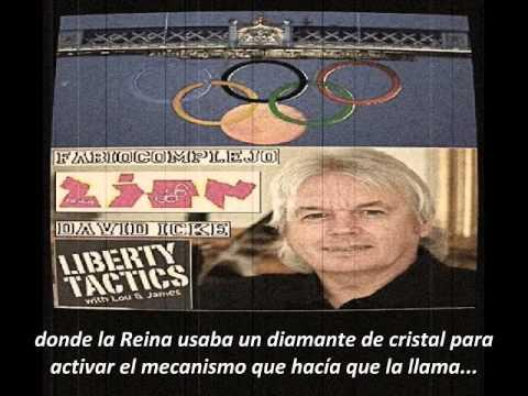 David Icke: Olimpiadas de Londres 2012, un mega ritual satánico (subtitulado por Fabiocomplejo)