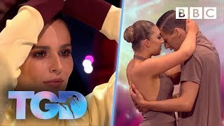 Everybody stunned by dance school friends Harry and Eleiyah - The Greatest Dancer | Auditions - BBC