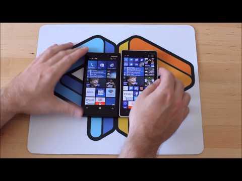 Nokia Lumia 930 vs. Nokia Lumia 920 im Vergleich