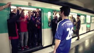 فيديو| جماهير سان جيرمان تطرد جون تيري من مترو باريس