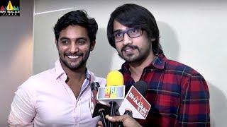 Celebrities About Next Nuvve Movie   Latest Telugu Movies 2017   Aadi, Vaibhavi, Rashmi - SRIBALAJIMOVIES