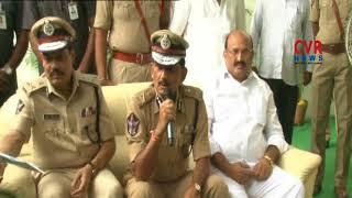 AP DGP RP Thakur Inaugurates Cyber Crime Police Station | Vijayawada | CVR NEWS - CVRNEWSOFFICIAL