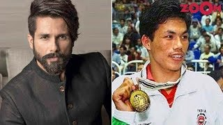 Shahid Kapoor turns producer with Dingko Singh's biopic | Bollywood News - ZOOMDEKHO