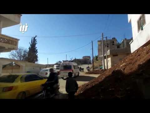تقرير يسلط الضوء على تفاقم معاناة جرحى الجنوب السوري بسبب استمرار الحكومة الأردنية بإغلاق المعابر.