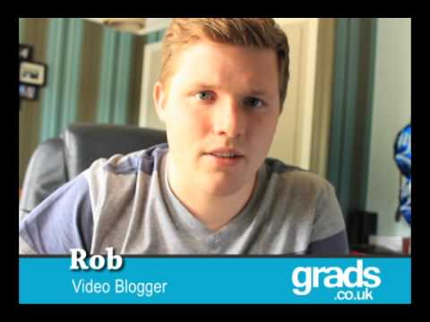 Meet Rob Who's Looking To Get His Career Started In Film Making