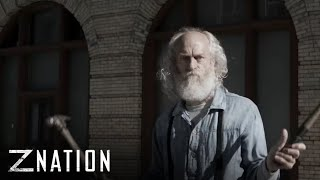 Z NATION | Season 5, Episode 6: All Zombie Kills | SYFY - SYFY