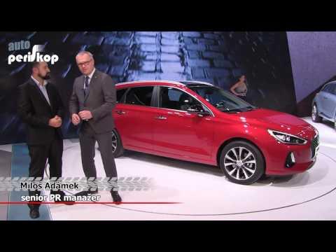 Autoperiskop.cz  – Výjimečný pohled na auta - VIDEO – Hyundai i30 kombi – Ženeva 2017