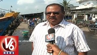 We Want the Political Power to Solve our Problems - Fishermen of  Visakhapatnam - V6NEWSTELUGU