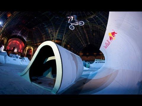 Grand Palais BMX Contest - Red Bull Skylines 2012 Paris - Recap
