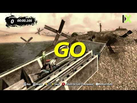 Inside Xbox featuring Trials Evolution