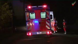 NRWspot.de | Unklares Reizmittel im Treppenhaus – Zwei Personen leicht verletzt