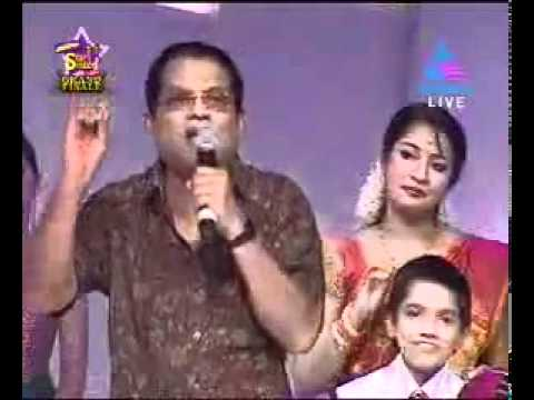 Munch star singer junior 2011 finale Jagathy speaking