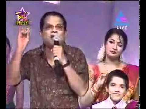 Munch star singer junior 2011 finale Jagathy speaking