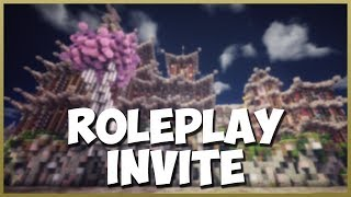 Thumbnail van ROLEPLAY INVITE - THE KINGDOM FENRIN
