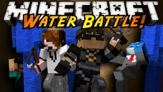 Minecraft%20Mini-Game%20:%20WATER%20BATTLE!