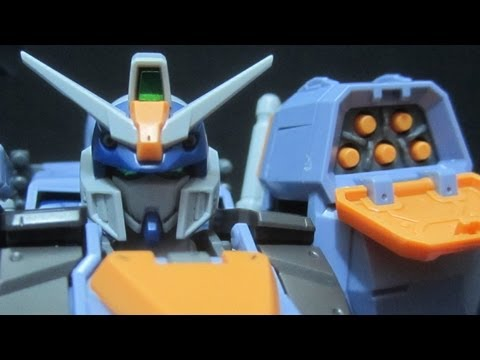MG Duel Assault Shroud (Part 1: Unbox) Gundam Seed gunpla plastic model review