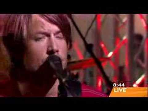 Keith Urban - Used To The Pain