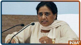 Lok Sabha चुनाव पर BSP सुप्रीमो Mayawati  की Press Conference - INDIATV