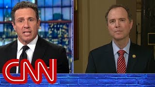 "Schiff: WH placed ""gag order"" on Bannon - CNN"