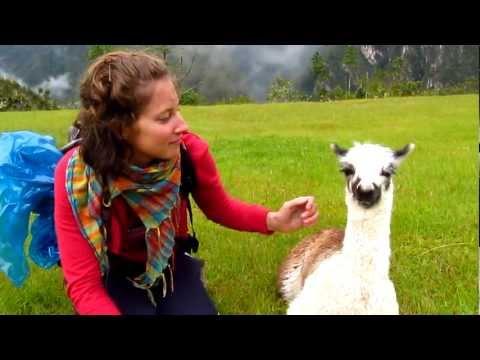Julieta haciendo amistades
