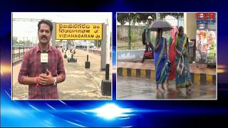 Cyclone Titli in Andhra : Train Services Cancelled as Cyclone Titli Intensifies | CVR News - CVRNEWSOFFICIAL