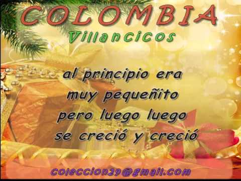 Muñeco de Nieve   Villancicos Colombia