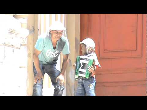 Cristian o futuro do forró , com o pai na cidade de Triunfo-PE