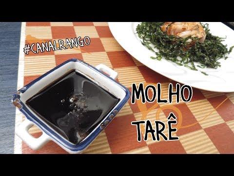 Molho Tarê - Para hot roll e empanados ( hot phidadelphia )