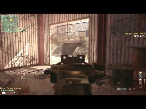 Mw3: Solo Double MOAB - OpTic Don't Care