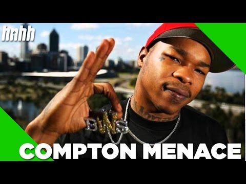 Compton Menace - Compton Menace Talks New Records With Chris Brown, Upcoming Mixtape